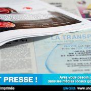 encart presse - Publicité Ile de la Réunion