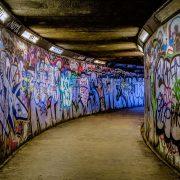 Spot de graffiti de La Saline - Reunion 974
